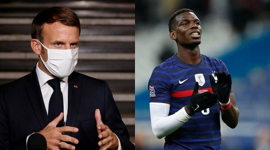 بوغبا يعتزل اللعب مع منتخب فرنسا ردا على تصريحات ماكرون المسيئة للإسلام