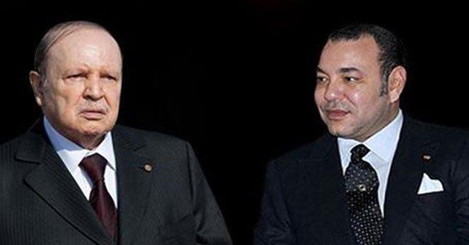 الملك يعزي بوتفليقة في ضحايا تحطم الطائرة الجزائرية