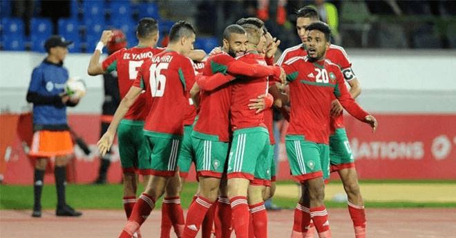 المنتخب المغربي يحقق لقب الشان برباعية نظيفة في شباك نيجيريا