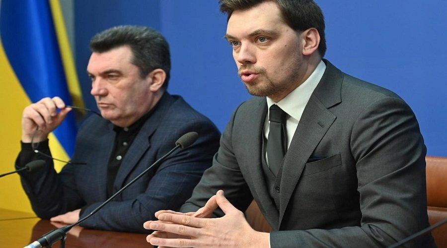 تسريب صوتي لرئيس وزراء أوكرانيا ينتقد فيه الرئيس يطيح به من منصبه