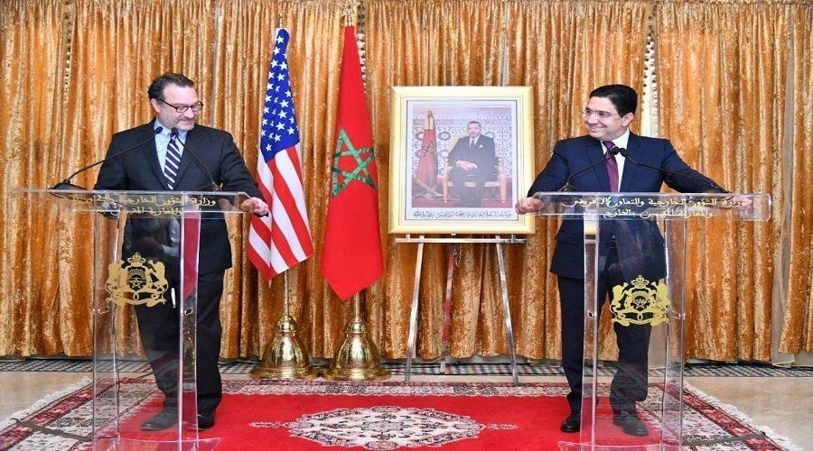 """بوريطة: العلاقات بين المغرب والولايات المتحدة الأمريكية تتطور بإيقاع """"غير مسبوق"""""""