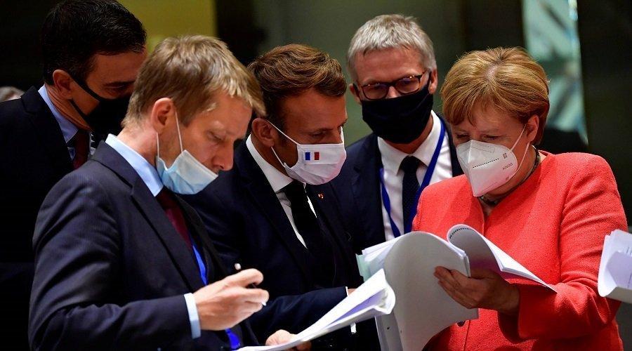 قادة الاتحاد الأوروبي يقرون خطة تاريخية لإنتعاش الاقتصاد المتضرر بكورونا