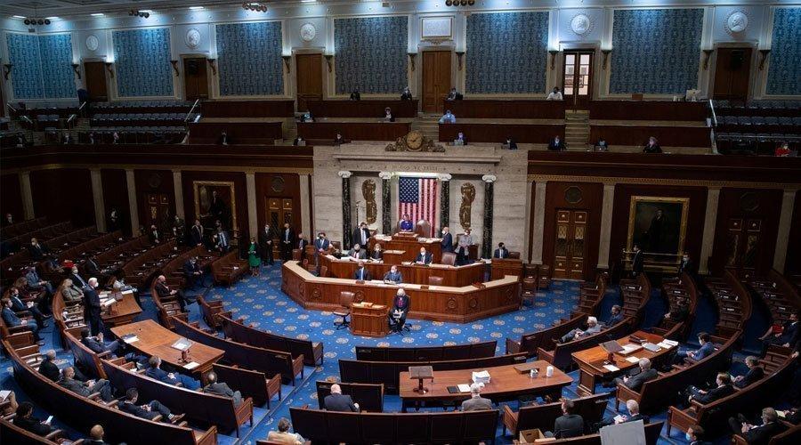 مجلس النواب الأمريكي يقر إجراءات لعزل دونالد ترامب من الرئاسة