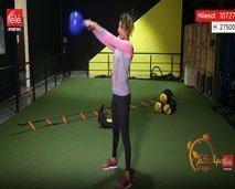 حركات رياضية بسيطة لتمرين الجسم