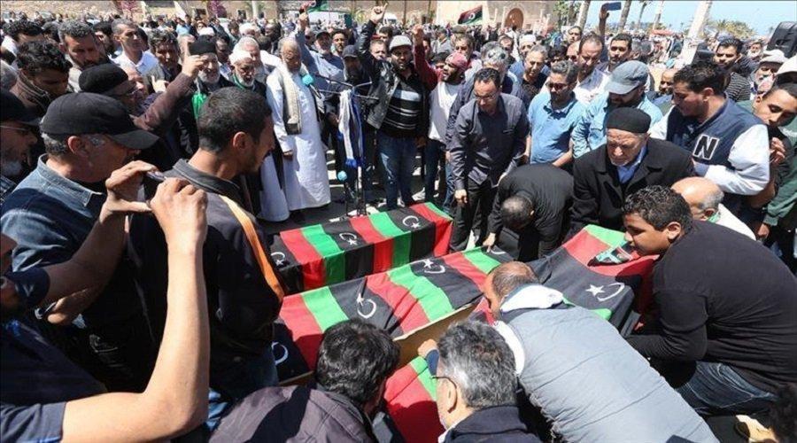 الصراع في ليبيا.. ارتفاع حصيلة قتلى معارك طرابلس إلى 213