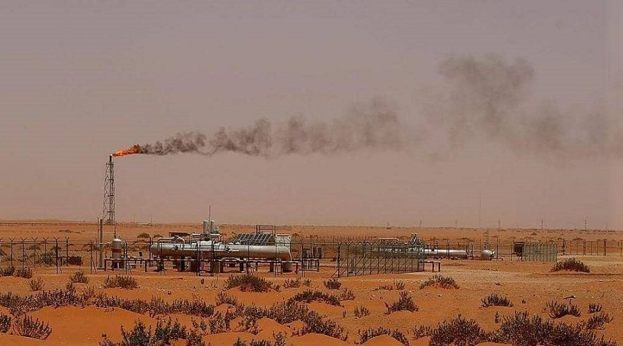 """""""أرامكو"""" السعودية تكشف تفاصيل الهجوم على محطتين لضخ النفط"""
