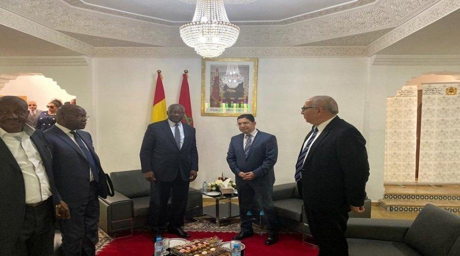غينيا تفتح قنصلية عامة لها بالداخلة