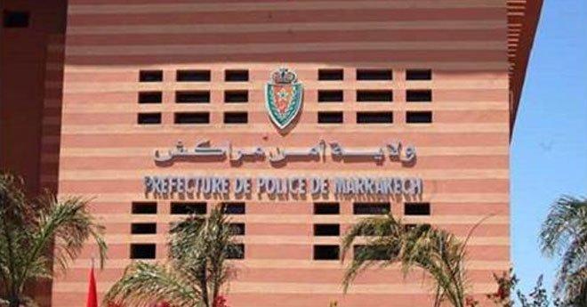 "مراكش.. اعتقال شخص داخل ""سيبير"" كان يتراسل مع إرهابيين"