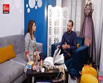 موضة بالمغربي: تعرفوا على مراحل حياكة تكشيطة عصرية مع المصمم معاد الشافعي