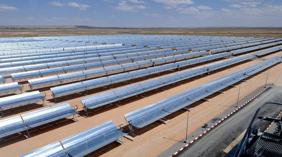 """الصينيون يستحوذون على 49 بالمائة من أسهم شركة """"أكوا باور"""" السعودية المنتجة للطاقة البديلة بالمغرب"""