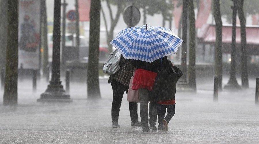 أمطار قوية وتساقطات ثلجية بهذه المناطق من المملكة