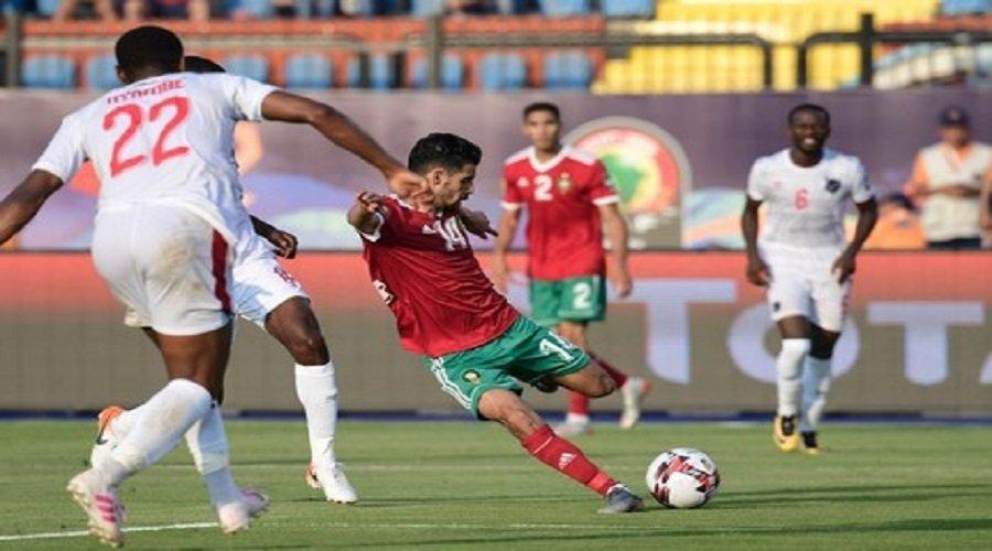 """""""النيران الصديقة"""" تمنح المنتخب المغربي فوزا صعبا في أولى مباريات """"الكان"""""""
