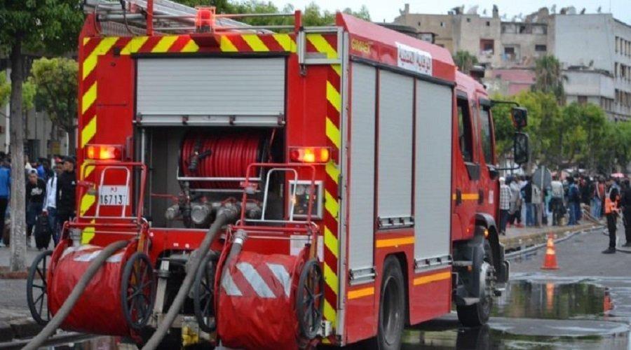 اندلاع حريق داخل مستشفى الأطفال السويسي