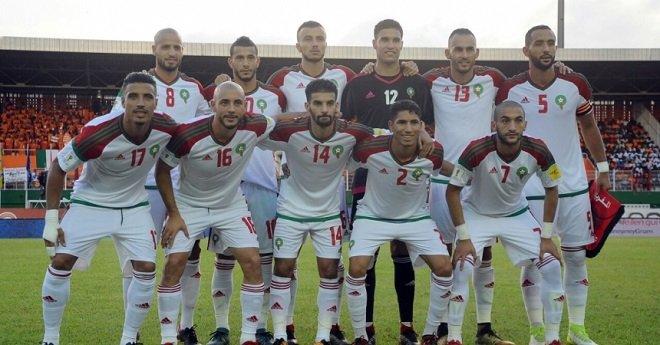 """هذا ترتيب المنتخب المغربي بعد المونديال حسب """"الفيفا"""""""