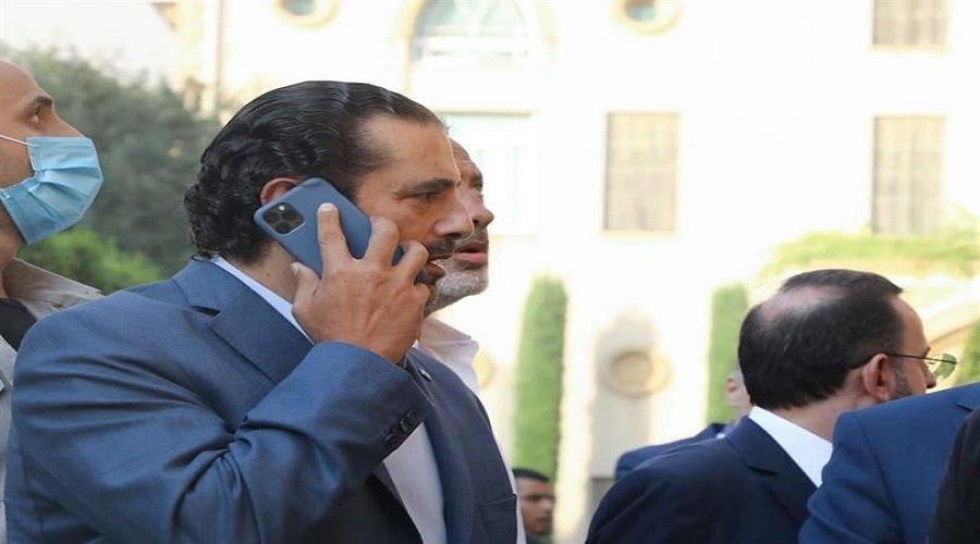 انفجار بيروت الضخم يطال مقر إقامة الحريري