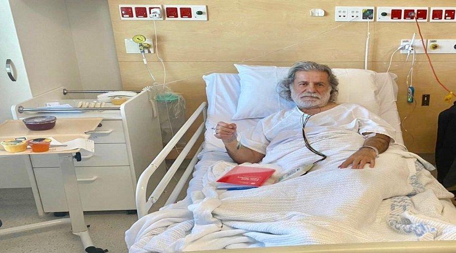 تفاصيل خضوع الفنان مارسيل خليفة لعملية جراحية على القلب