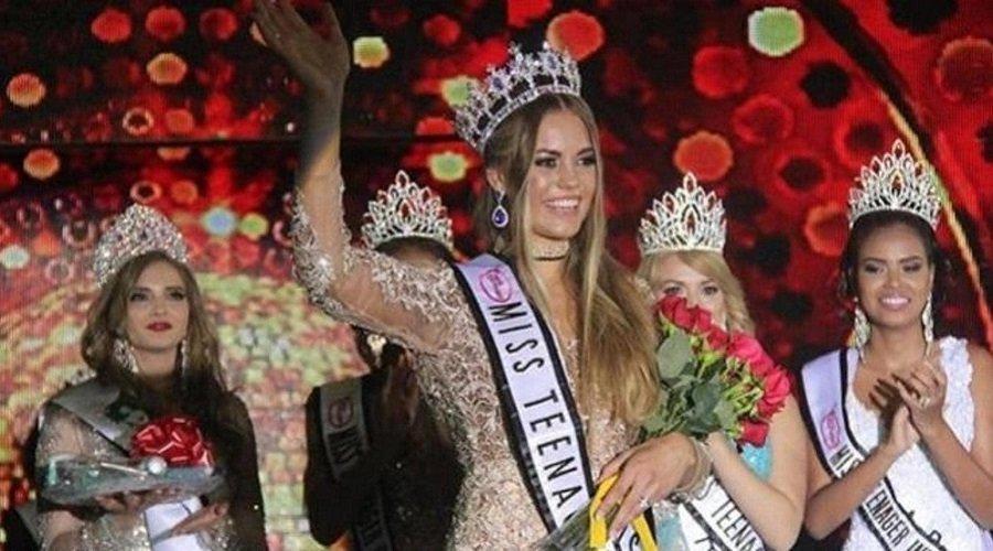 وفاة ملكة جمال الكون عن عمر 20 سنة