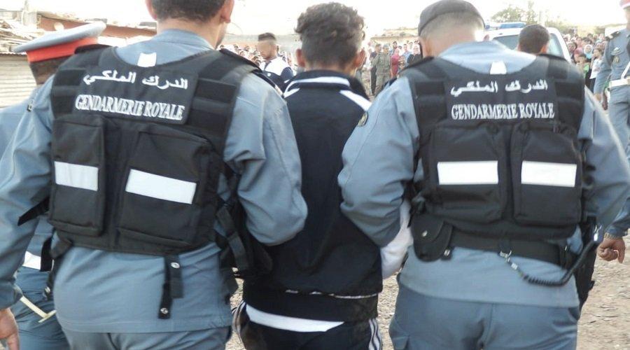 درك الخميسات يعتقل 17 شخصا داخل مقهى لخرقهم الطوارئ