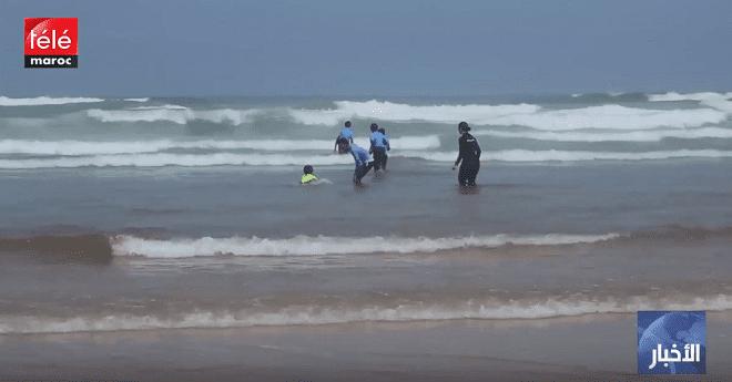 رياضة ركوب الأمواج بين المهارة و المتعة وشبح الغرق
