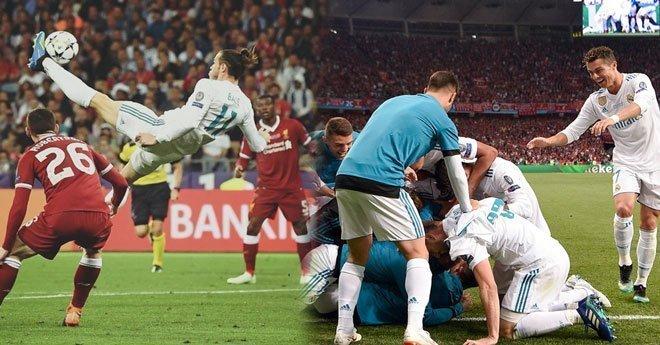 فيديو .. ريال مدريد يسحق ليفربول ويتوّج بطلا لدوري الأبطال للمرة الثالثة تواليا