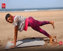رياضة اليوم..تمارين رياضية لتمديد عضلات الجسم مع كلثوم أدامير