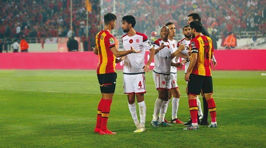 """الترجي التونسي : """"إذا لم تنصفنا الـ""""طاس"""" نطالب بلعب مباراة العودة في المغرب"""""""