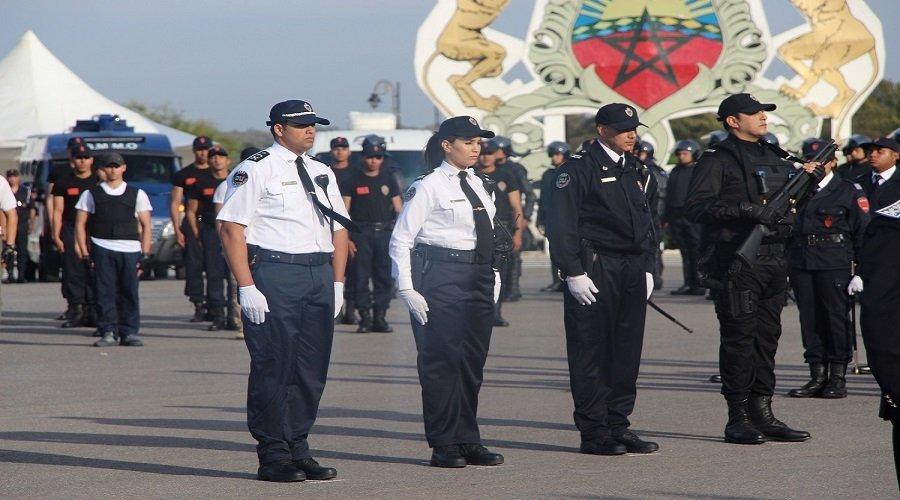 مديرية الأمن تعلن مباراة لتوظيف 7700 شرطي