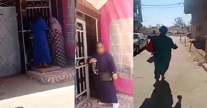 """مواطن يصور سيدات يلجأن ل""""شوافة"""" يثير الجدل على مواقع التواصل الاجتماعي"""
