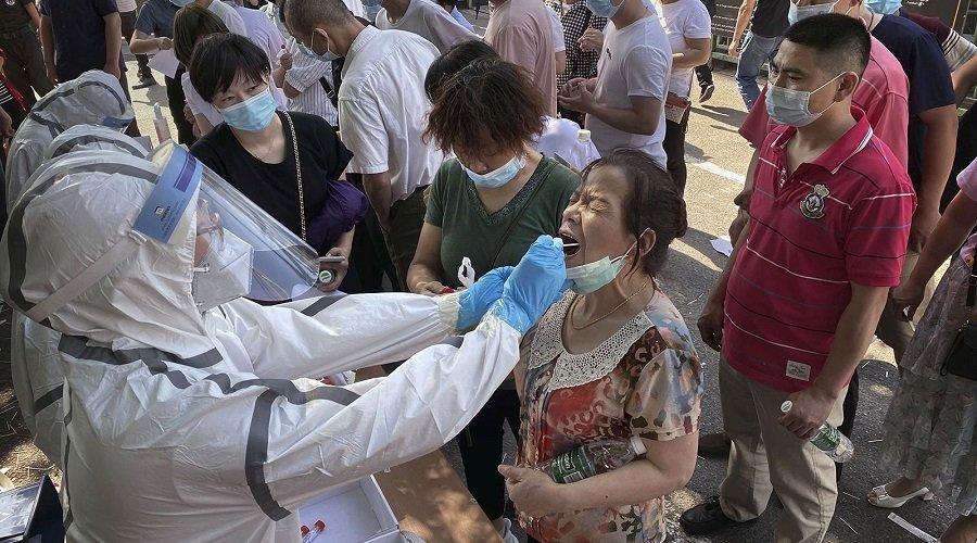 تسجيل إصابات جديدة بكورونا في بكين والسلطات تضع أحياء في الحجر