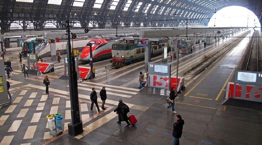 فيروس كورونا يوقف خدمة السكك الحديدية بين النمسا وإيطاليا