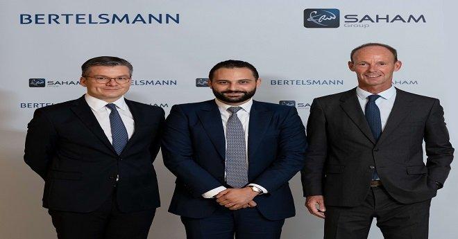 """صفقة ضخمة تجمع سَهام و """"Bertelsmann"""""""
