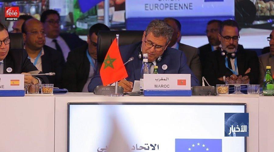 """وزراء أفارقة وأوروبيون يدعمون مبادرة """"الحزام الأزرق"""" التي أطلقتها المملكة"""
