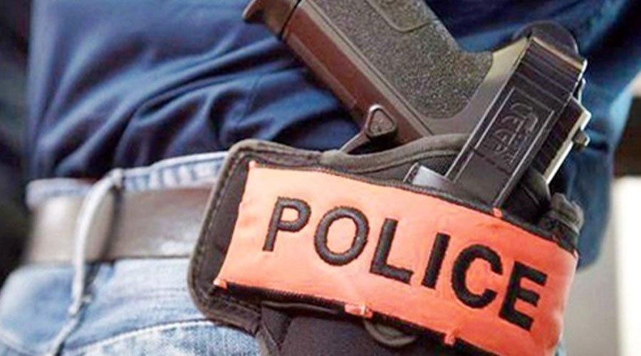 الأمن يطلق النار لإيقاف شبان جانحين على متن سيارتين بالبيضاء