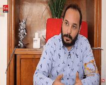الأخصائي  طلال أبو خصيب يقدم لكم نصائح للتخلص من مشاكل تساقط الشعر نهائيا