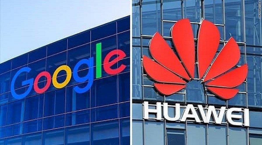 """جوجل توجه ضربة موجعة لـ """"هواوي"""" وتحرمها من """"أندرويد"""" وجميع تطبيقاته"""