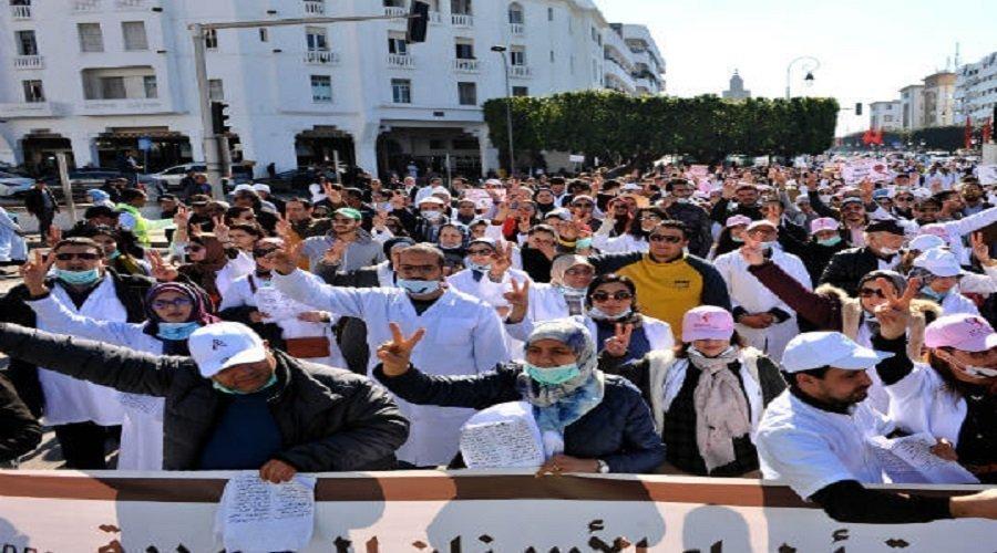 أطباء الأسنان ينتفضون ضد تهميش وإقصاء وزارة الصحة