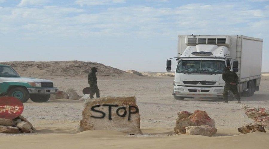 مصدر دبلوماسي مغربي يتهم الجزائر بالوقوف وراء التوتر بمعبر الكركارات