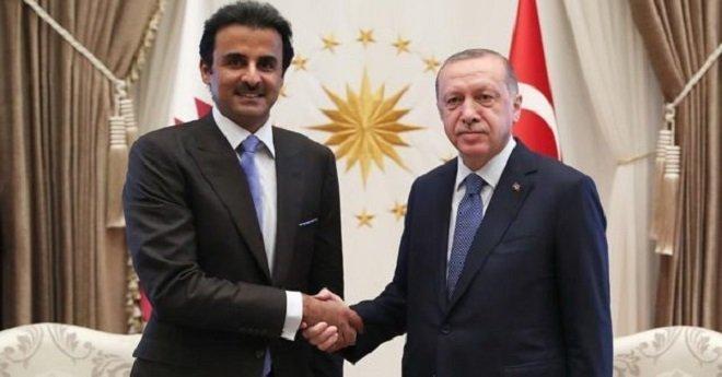 استثمارات بـ 15 مليار دولار من قطر لدعم تركيا