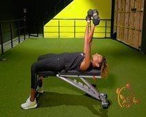 رياضة اليوم: حركات رياضية للجزء العلوي لأصحاب الأجسام  النحيفة