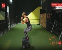 رياضة اليوم: تمارين رياضية بأدوات جديدة