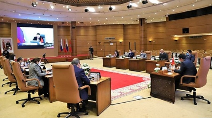 التعاون التجاري وإمكانيات التنمية الثنائية محور مباحثات مغربية روسية