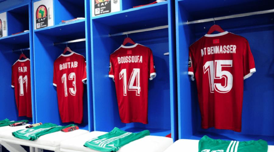 هذه تشكيلة المنتخب المغربي أمام جنوب إفريقيا