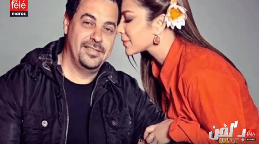 هل كان طلاق أصالة سببه خيانة طارق العريان لها مع نسرين طافش