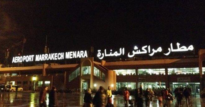 خطير..شخص يهجم على مطار المنارة بمراكش وبحوزته 10 قنينات غاز