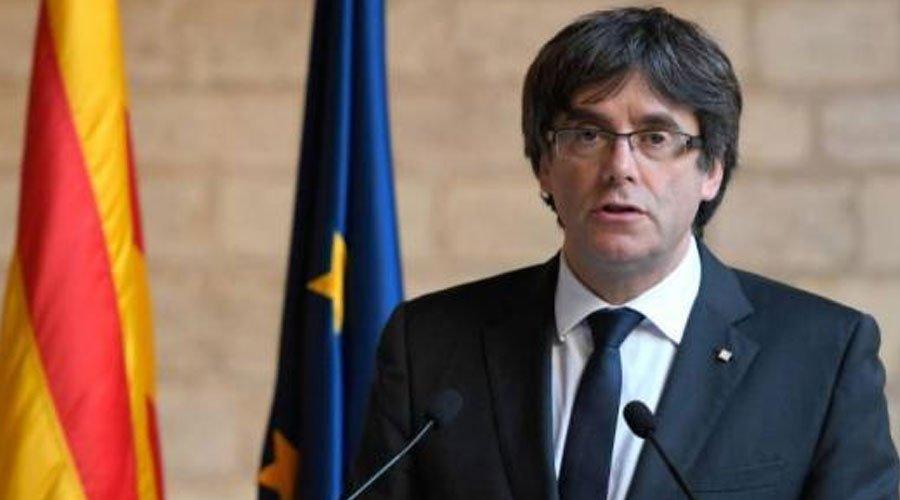 فيديو.. إسبانيا : القضاء يعلق مهام كارليس بيغدومنت كنائب بالبرلمان الجهوي