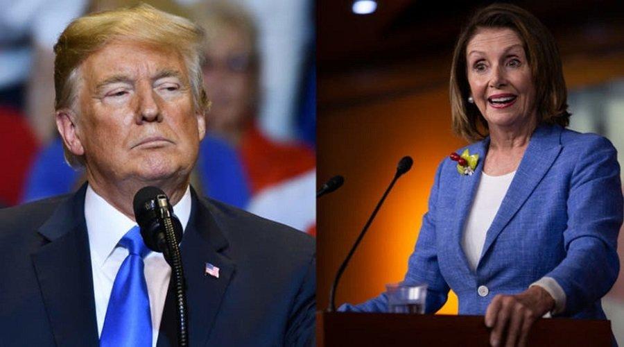 بيلوسي: عقار هيدروكسي كلوروكين يشكل خطرا على ترامب بسبب بدانته المفرطة