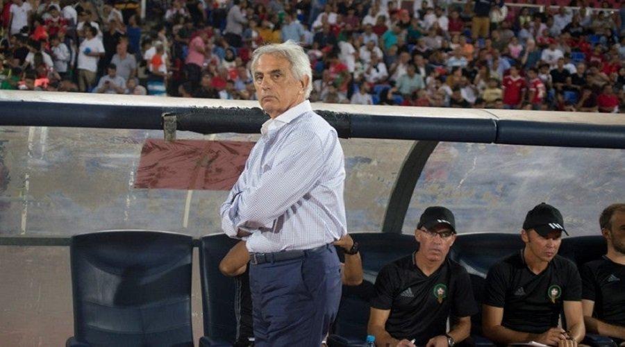 هكذا برر خليلوزيتش الأداء المخيب للمنتخب المغربي أمام بوركينافاسو