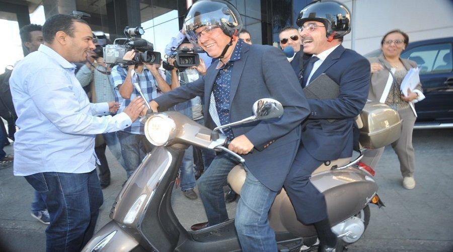 قضاة جطو يفتحصون تركة العماري بمجلس جهة طنجة الحسيمة