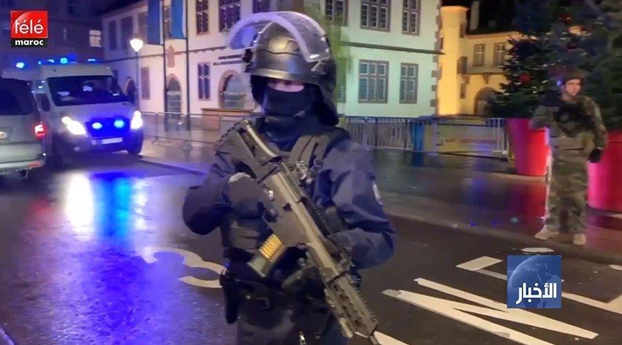 الحكومة الفرنسية ترفع مستوى الـتأهب الأمني عقب هجوم ستراسبورغ