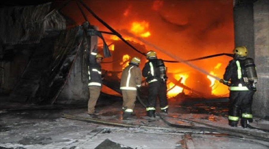 قتلى وجرحى في حريق بعمارة سكنية في فرنسا